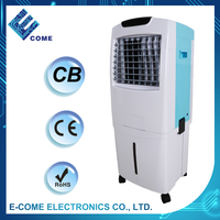 ST-888H Remote Controlled Movable Electric Water Air Cooler Fan