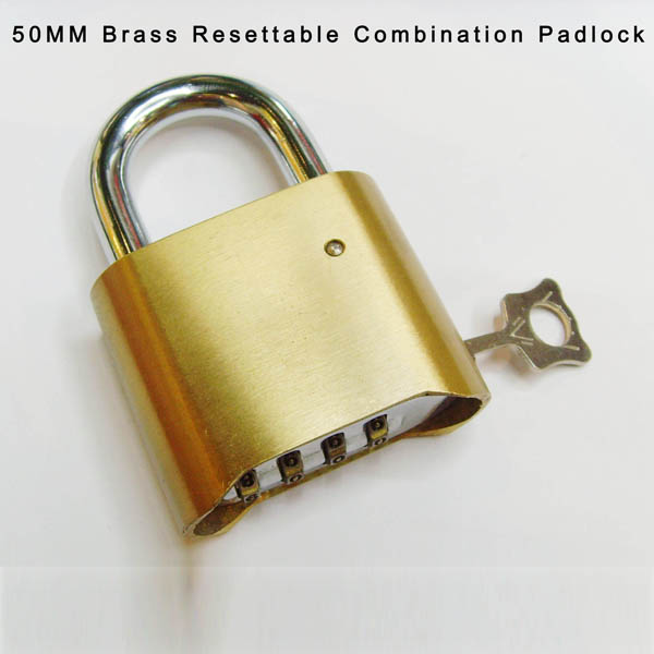 CH-04L China wholesale stable big 50mm 4 digits sucurity padlock