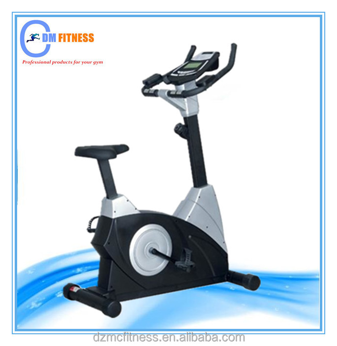 Reliable price commercial upright bike self-generating/Durable sports machine