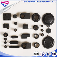 Customized Molded Black Rubber Feet