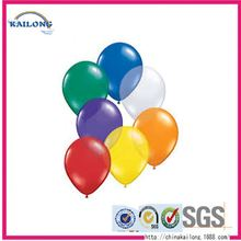 High Quality Plastic Natural Latex Inflatable Balloons