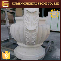 Customized turkish limestone price for decoration