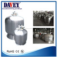 2017 davey good quality stainless steel water sand filter