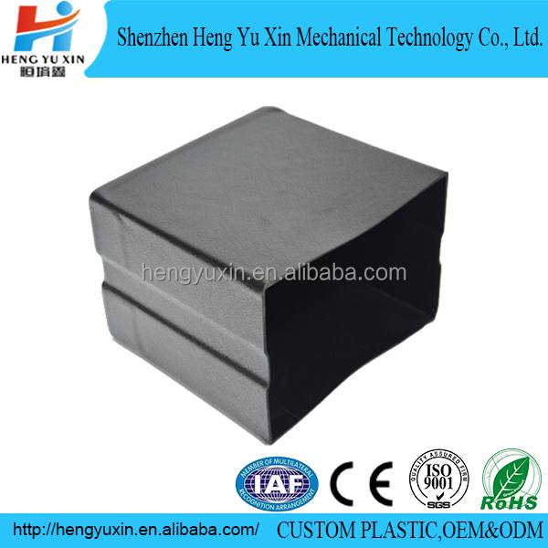 thermoplastic manufacturer custom-made gray pvc plastic blister box