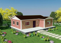 Expandable Australian Canada Standard ready made prefab houseprofessional maufacturer