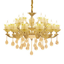 wholesale Morden LED 110v-240v crystal chandelier for living room/bedrom/Restaurant