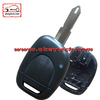 Best price 1 button remote Renault Key Case with big battery keys valeo