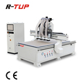 High efficient tup cnc router 3d stone engraving machine 1224