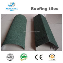 JINHU brand stone coated metal roofing tiles