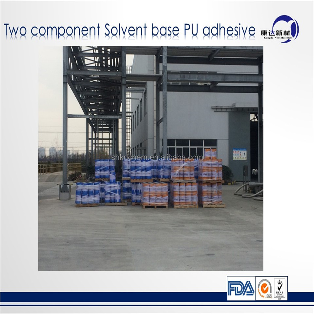 Solvent Free two component polyurethane resin
