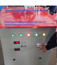 Hydrogen HHO fuel saver & burning booster for engine, boiler and oven
