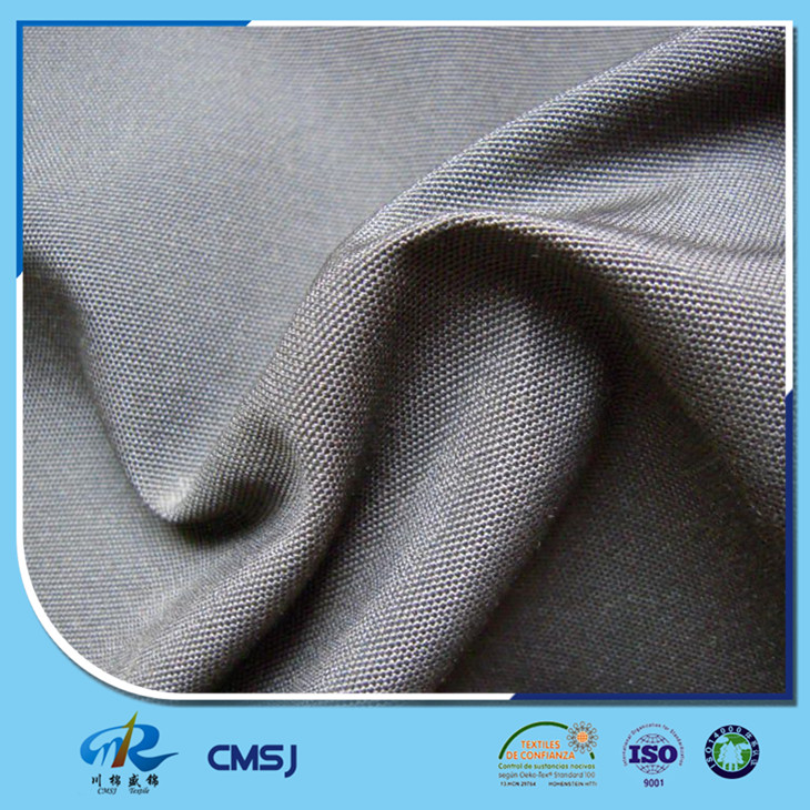 Polyester and cotton blend wholesale canvas duck material fabric