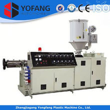 plastic recycling machine price/single screw extruder