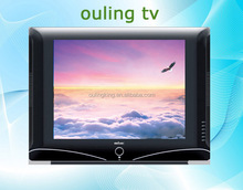 WJ-A5 ultra slim 21 inch crt tv/color television/rotating base crt tv