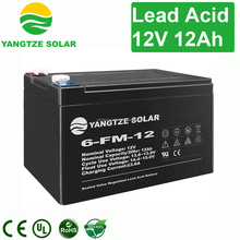 Top sale atlas battery 6-fm-12 12v 12ah 20hr