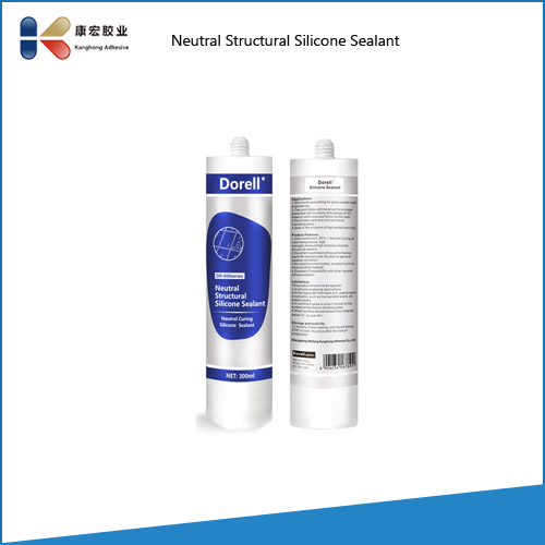 Glass Curtain Wall Waterproof Silicone Sealant Adhesive