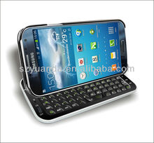 Wireless Bluetooth Keyboards for Samsung Galaxy I9500 S4 with backlight