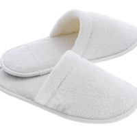 Simple White Cotton Comfort Man Spa