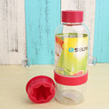 china mlife fruit infuser bottle water custom logo usa