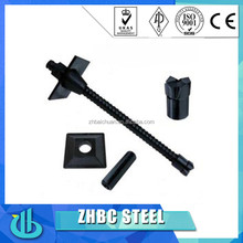 Self-Drilling Rock Anchoring/Rock Bolt/Anchor Plate Factory From China