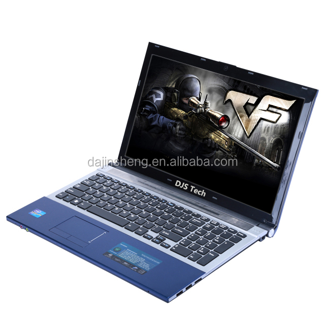 2017 China cheap 15.6 laptop Intel Celeron J1900 2.0GHz 4GB DDR3 I3/I5/I7 With wifi and bluetooth
