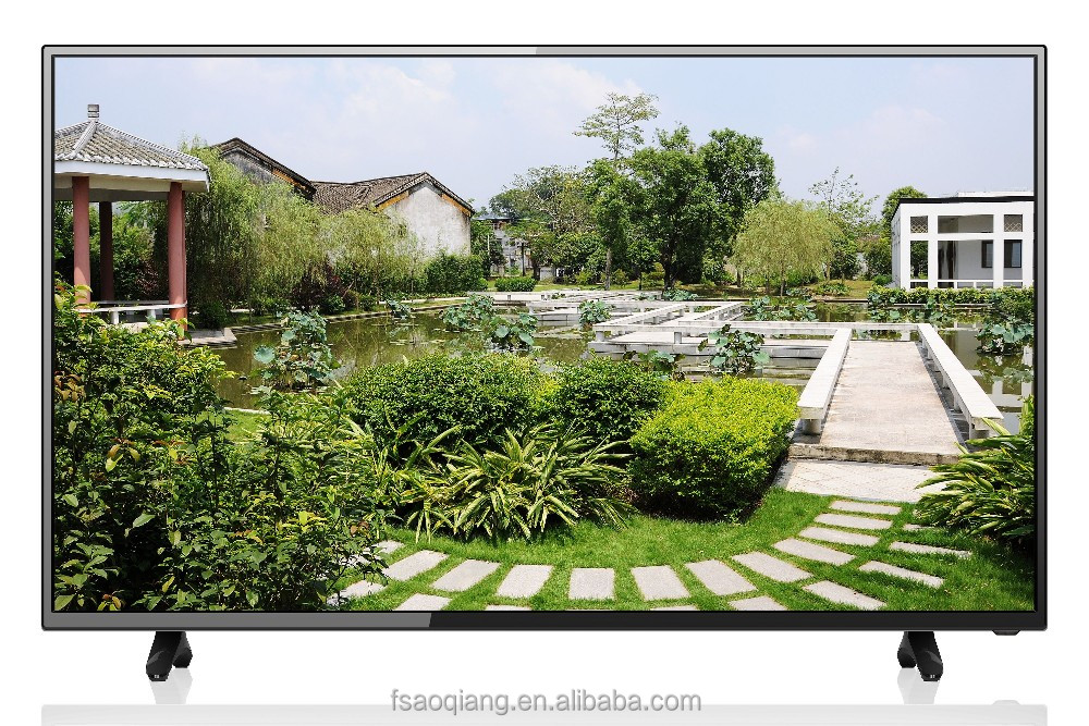 High Quality Smart led tv 120 inch flat LED LCD tv For Wholesale