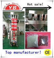 50-1000g Automatic four heads linear weighter rice/peanuts packing Machine
