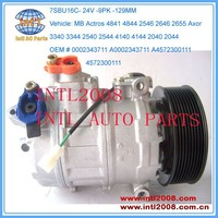 denso 7SB16C/7SBU16C 24V Compressor for MB Mercedes Benz 0002343711 4572300111