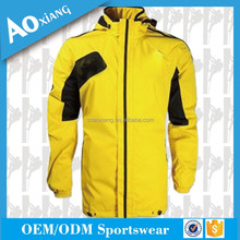 Men's Super Warm high quality water proof outdoor Jacket