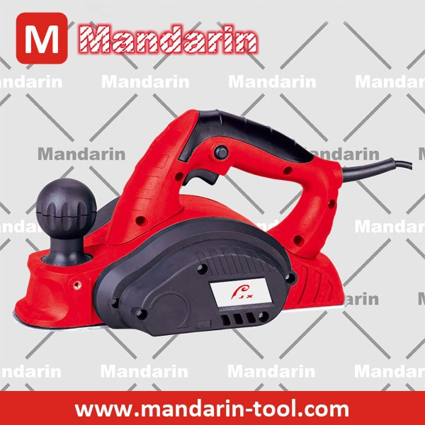 600W/710W 2mm electric planer powerful wood planing tool