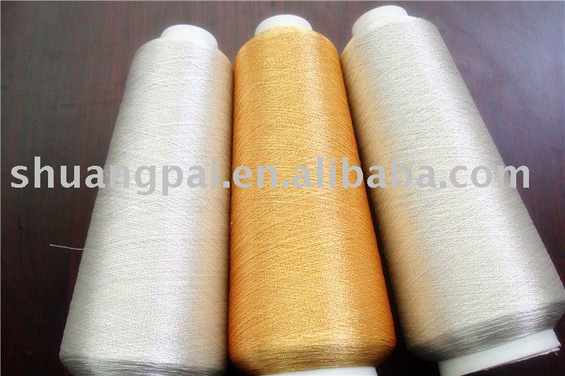 pure gold embroidery thread