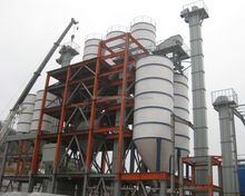 Tile Adhesive Dry Powder Mortar Mixing Plant