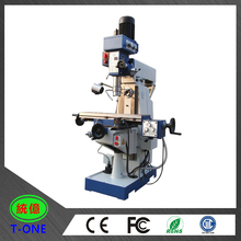 China cnc milling machine & techincal parameter for school and education