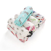Miracle Baby Breathable Cotton Newborn Baby Wrap /Cute Newborn Swaddle Baby Receiving Blanket - 100% Cotton - Super Soft