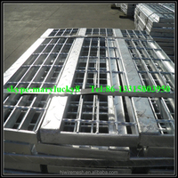Plug steel grating/catwalk steel grating factory(Huijin Factory)