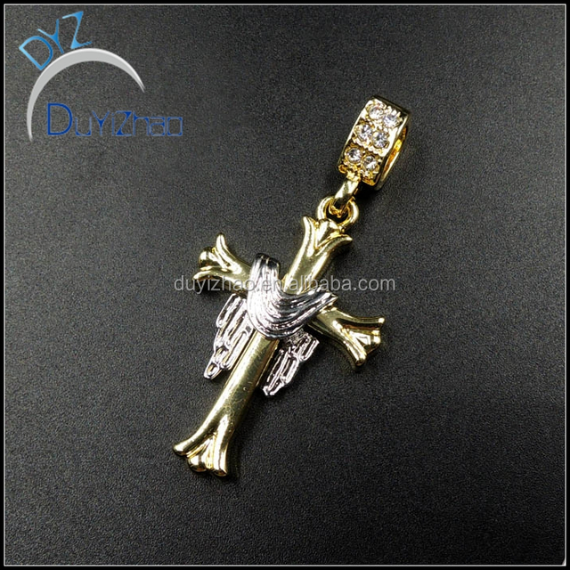 china cheap hip hop jewelry, hip hop mens charm cross pendants