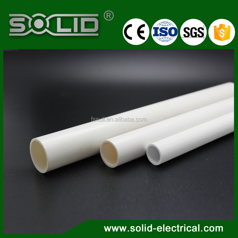 UPVC Conduit / PVC Electrical Conduit / Electricity PVC Conduit