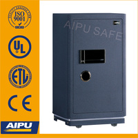 High end finger print home and offce safes FDG-A1D-73ZW /biometric safe box / 734 x 476 x 426 mm