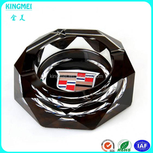Wholesale Promotional High Quality Smoking Accessories Crystal Ashtray