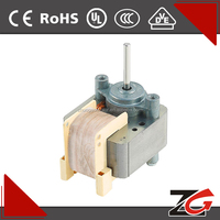 UL/ CE/Rohs/VDE AC oven cooker fan motor kitchen electric mini motor YJ48-25