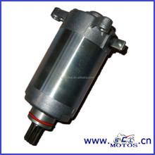 SCL-2012030747 Motorcycle Starter Motor Of YBR125 Parts