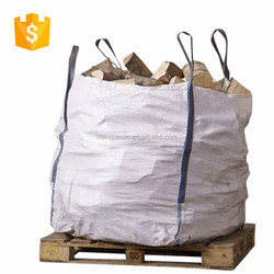 Spout Top/Bottom Non-coated Bulk Bag with SWL Capacity 2200lbs