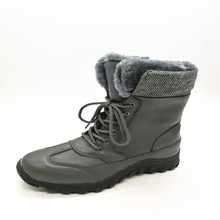 Made-In-China Army Security Guard Winter Russian Military Boots