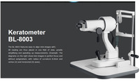 China Professional Supplier BL-8003 Best Auto Corneal Measuring Keratometer With LED Lamp price