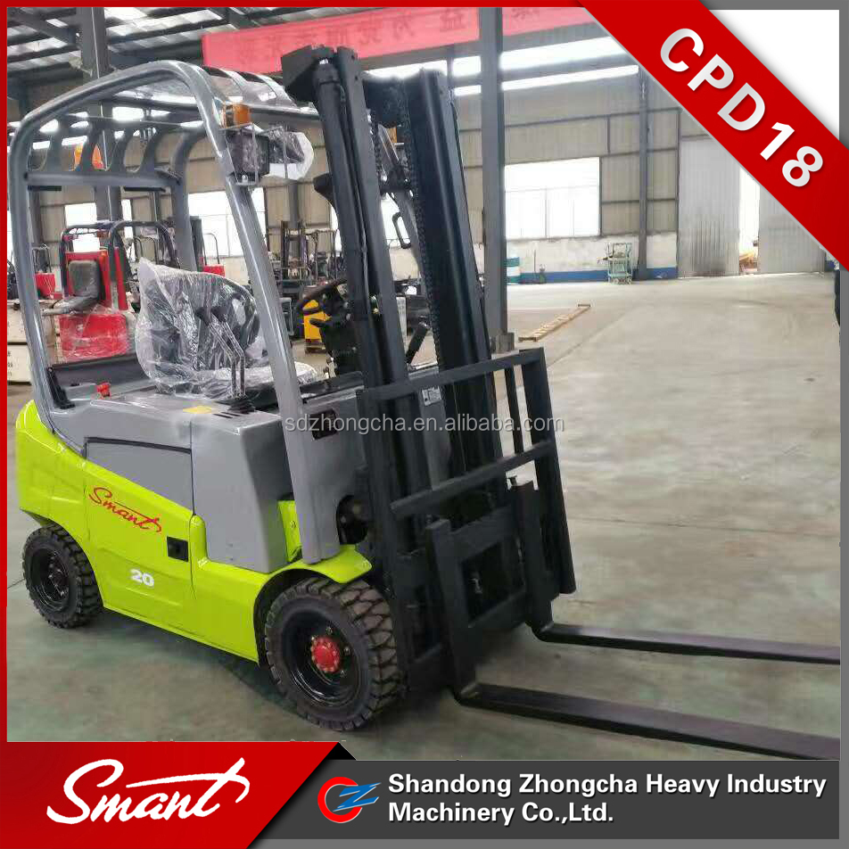 CPD18 forklift parts new design electric mini truck in China