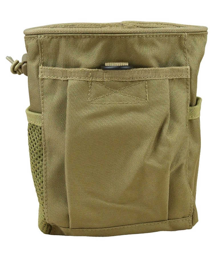 Molle Utility Pocket Military Pouch Large Dump Pouch Coyote