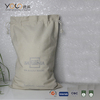 best design natural foldable canvas laundry bag for spa and golf resort