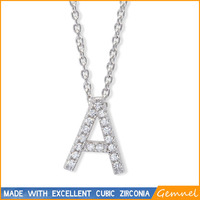 letter a egyptian style necklace