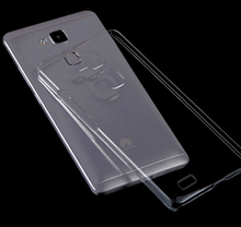 Ultra Thin Slim Crystal Hard Plastic diy phone case for OPPO R7 plus
