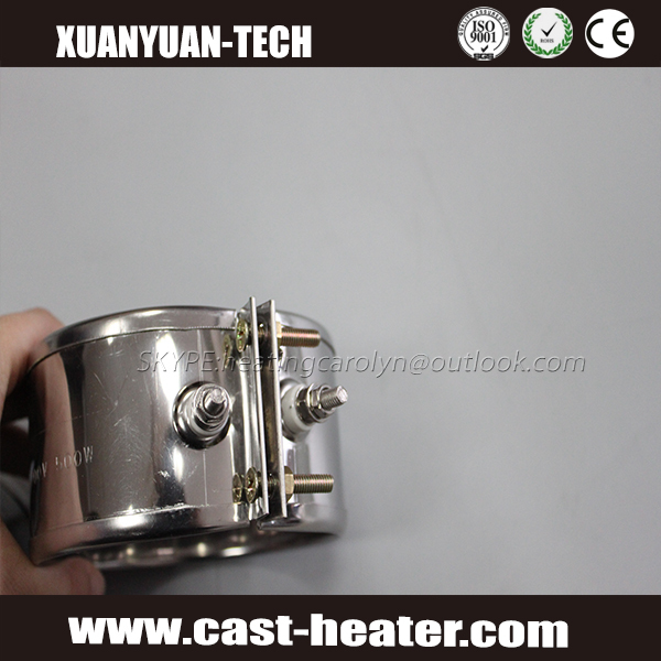 plastic injection band mica resistance heater